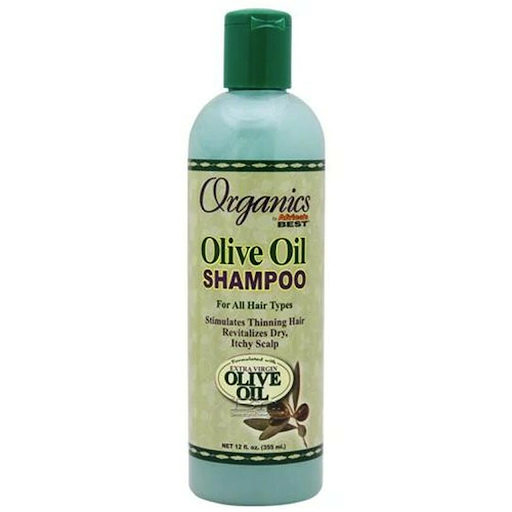 Africa's Best Olive oil shampoo