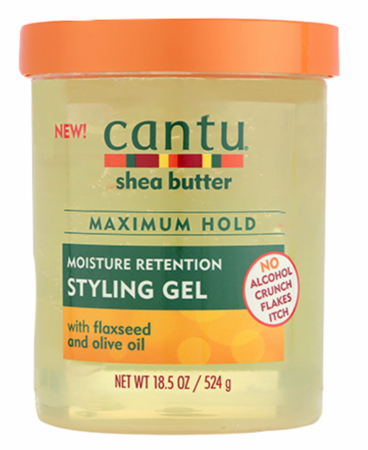 Cantu Shea Butter Styling Gel