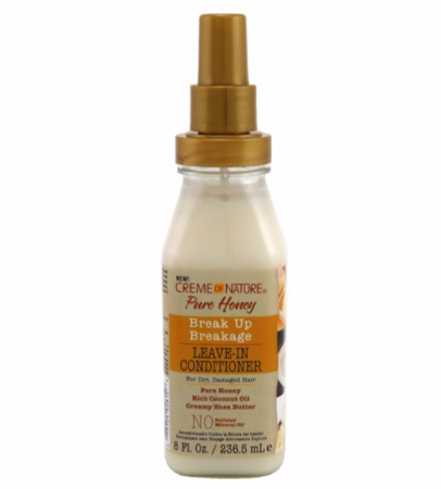 Creme of Nature Pure Honey Leave In Conditioner