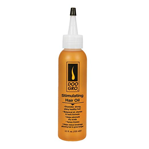 Doo Gro Stimulating Hair Oil, 4.5 oz