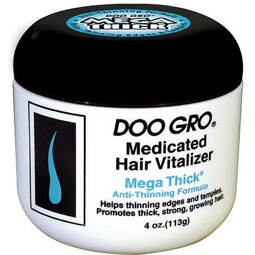 Doo Gro Hair Vitalizer Mega Thick Anti-Thinning Formula 4 Oz