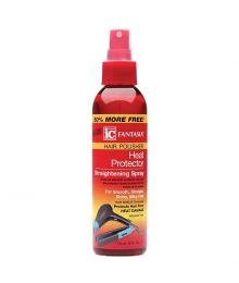 FANTASIA IC HAIR POLISHER HEAT PROTECTOR STRAIGHTENING SPRAY, 6 oz