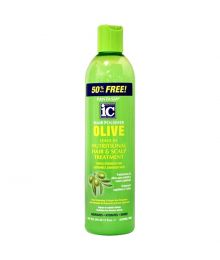 FANTASIA IC HAIR POLISHER OLIVE LEAVE-IN HAIR & SCALP TREATMENT, 12 oz