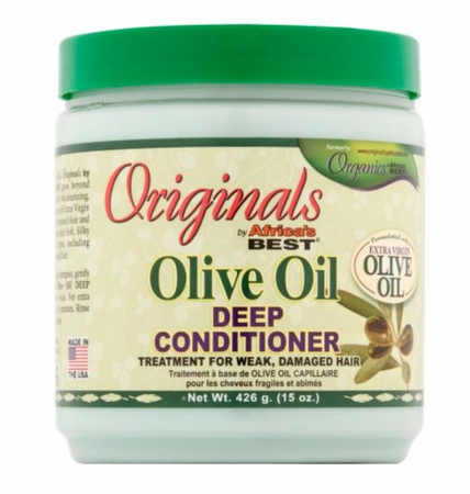 Africa's Best olive oil deep conditioner