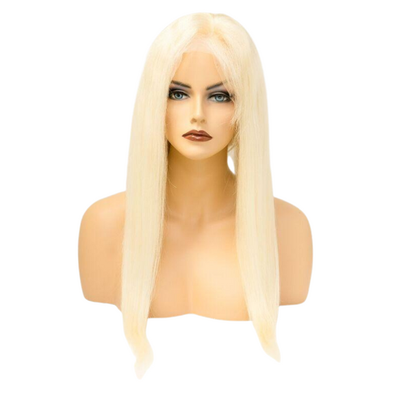 BLONDY VIRGIN HAIR FULL LACE WIG