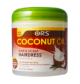 ORS Coconut Oil Hairdress, 5.5 fl. oz.
