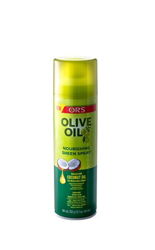 ORS Olive Oil Nourishing Sheen Spray, 11.70 Oz.