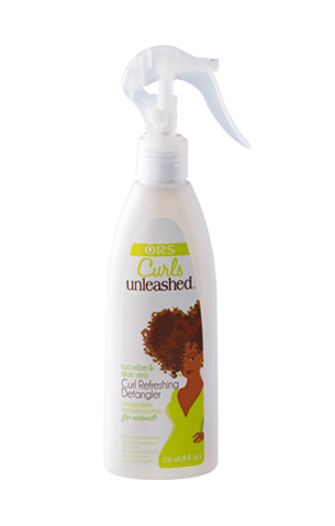 ORS Curls Unleashed Detangling Refresher, 8 fl. Oz.