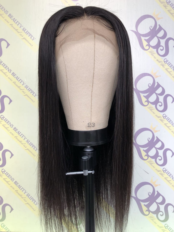 VIRGIN HAIR LACE FULL LACE WIG