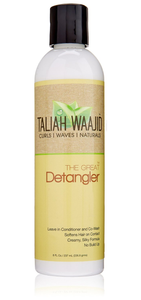 TALIAH WAAJID THE GREAT DETANGLER LEAVE-IN CONDITIONER AND CO-WASH, 8 OZ