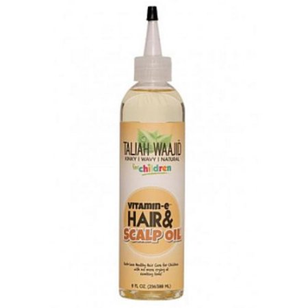 Taliah Waajid Kinky Wavy Natural Hair & Scalp Oil 8 oz