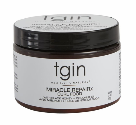 Miracle Repair Curl Food Daily Moisturizer
