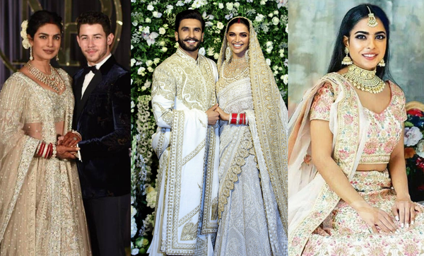 Deepika, Priyanka, Isha - Why Are We Obsessed With OTT Weddings?