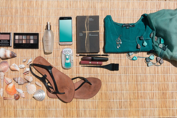 Beauty Essentials for Your Travel Bag