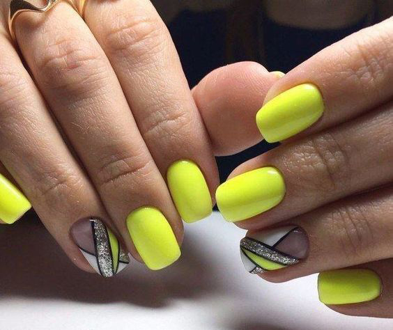nails for the beach