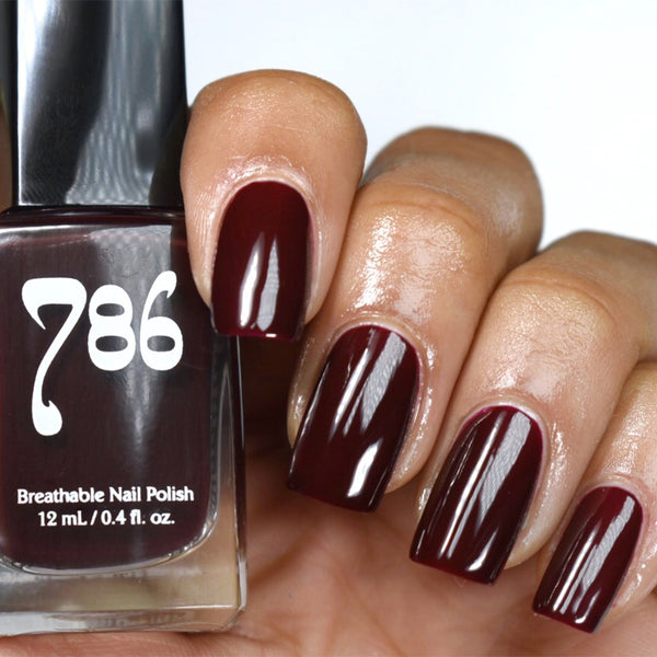 Dark Nail Polish Set (3 Piece) - 786 Cosmetics