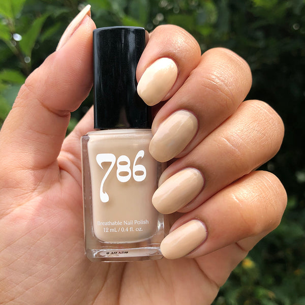 Zanzibar - Halal Nail Polish - NEW! - 786 Cosmetics