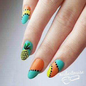 Summer Nail Art Fun