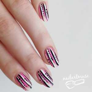 Summer Nail Art by Nailartmuse