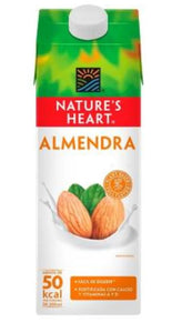 Leche de Almendra (946 ml) - Nature´s Heart