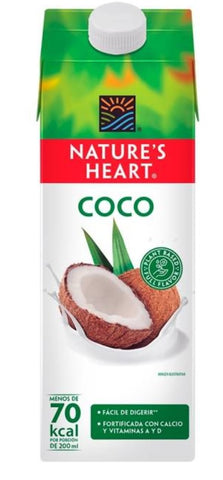 Leche de Coco (946 ml) Nature´s Heart