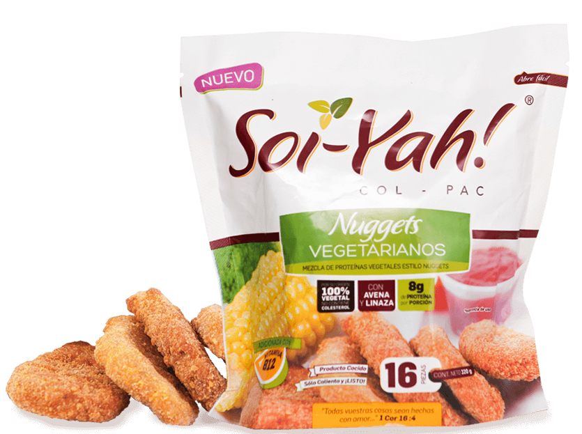 Nuggets Vegetariano (320 gr) - Soi Yah