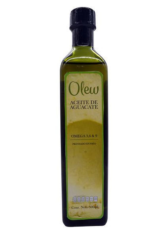 Aceite de Aguacate (500 ml) - Olew