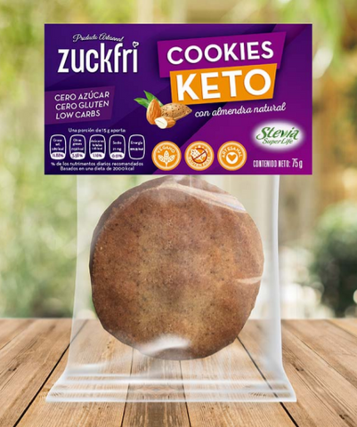 Galleta Keto (3 pzas) - Be free