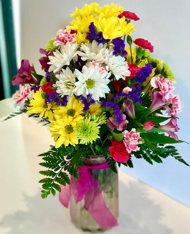 Lollipop Vase