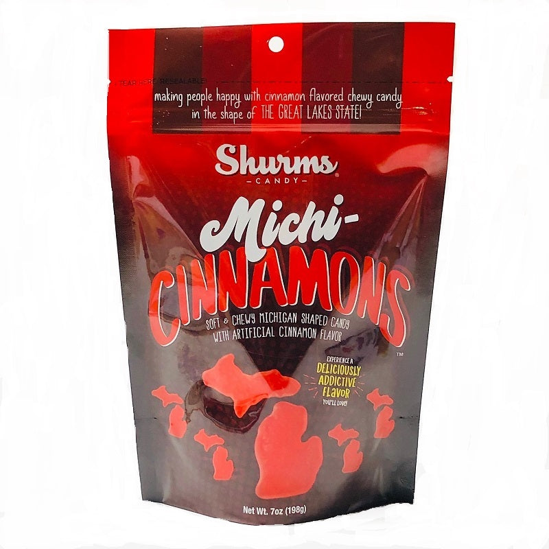 MichiCinnamons – 7 oz. Resealable Pouch