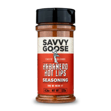 Savvy Goose Foods - HABANERO HOT LIPS SEASONING