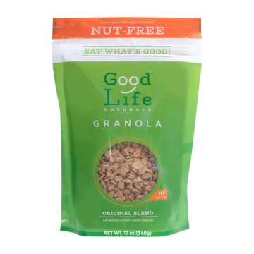 Good Life Naturals - Nut-Free Original 12 oz