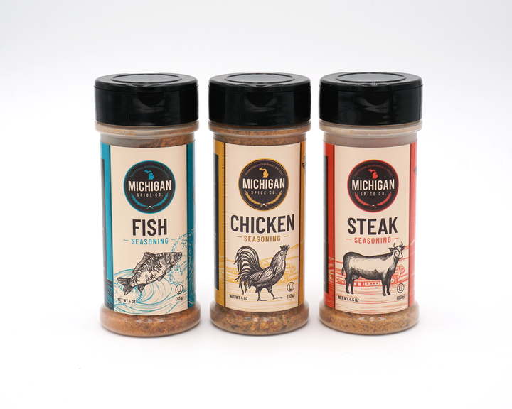 Michigan Spice Company - 3 Pack