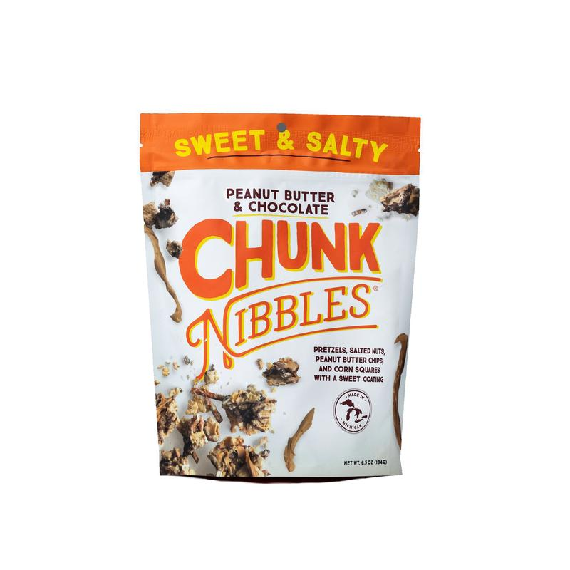 CHUNK NIBBLES PBC 6.5 OZ PERSONAL POUCH