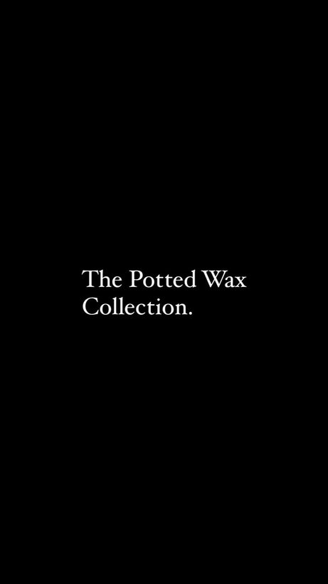 The Potted Wax Collection