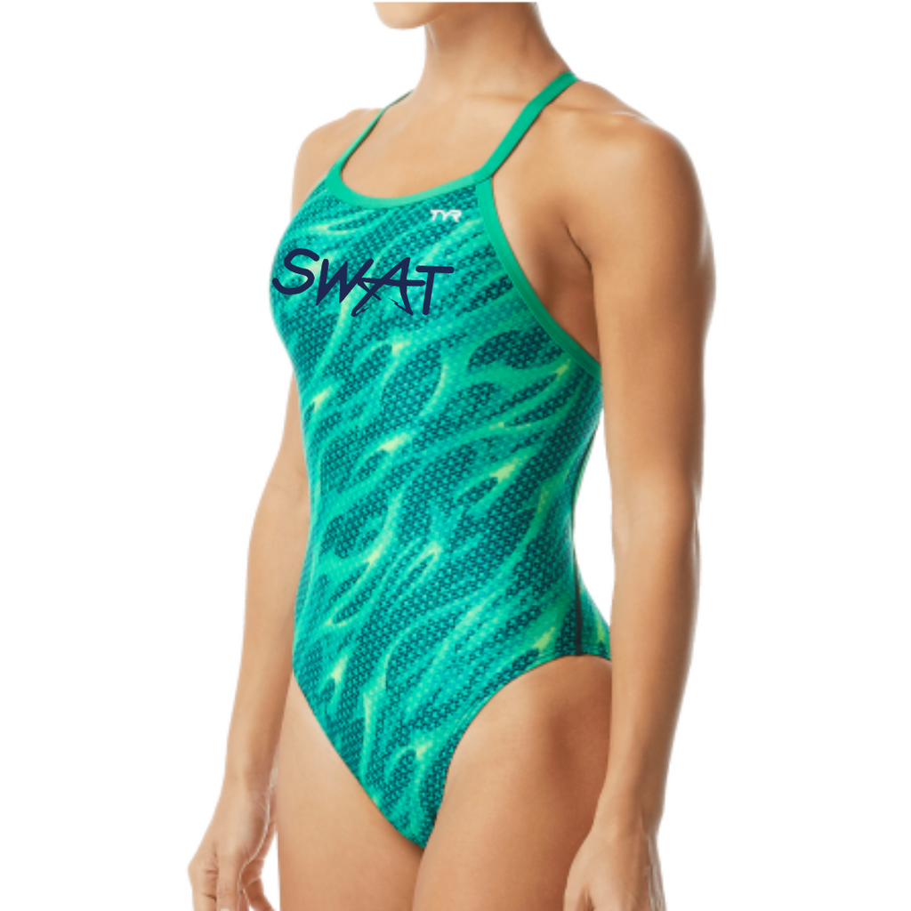 SWAT Women's Team Swimsuit