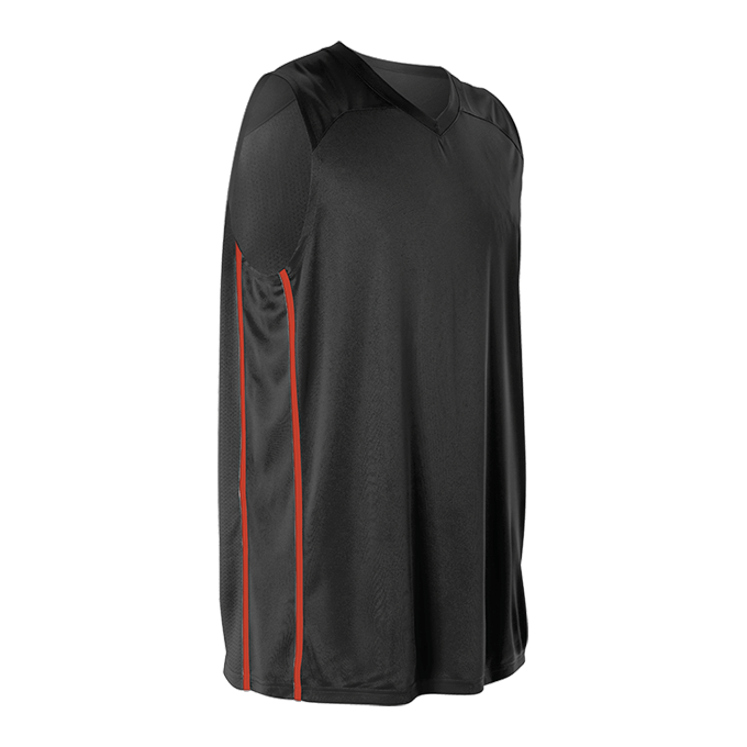 Youth Thin Stripe Basketball Jersey - Just GT
