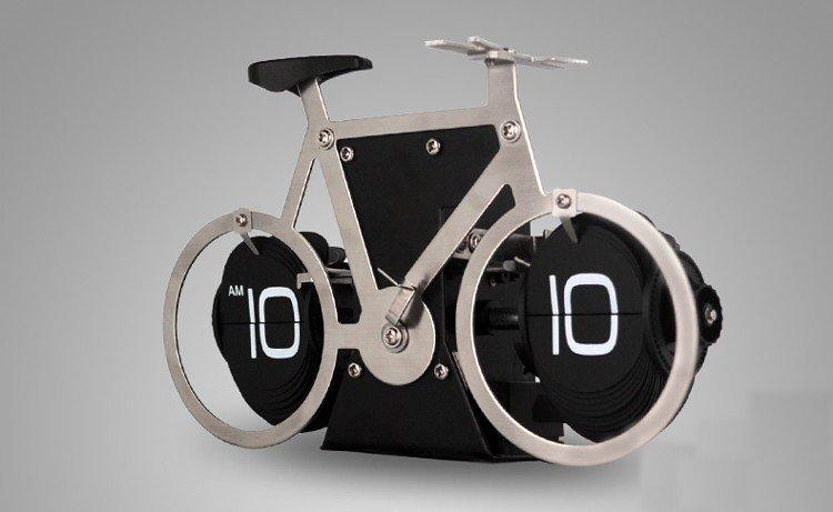 Bike Flip Clock - Just GT