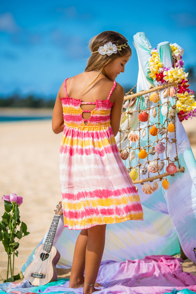 Kids Seaside Dress