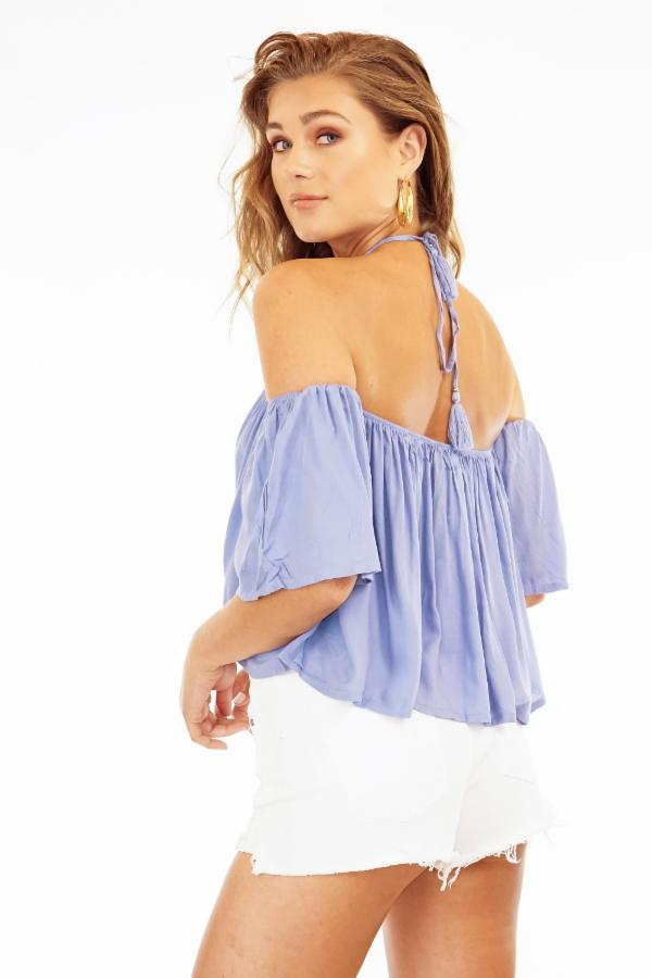 Cara Flutter Top