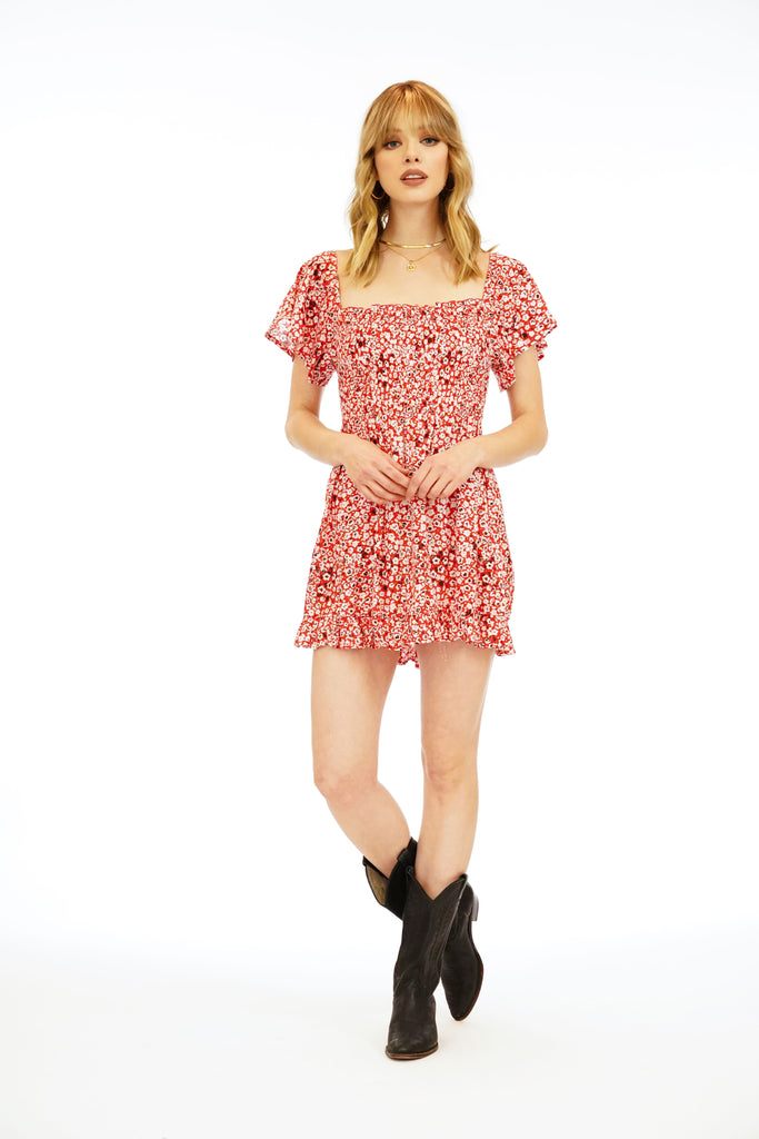 Hendrix Mini Dress
