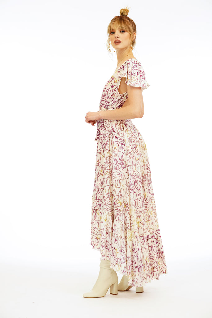 New Moon Maxi Dress