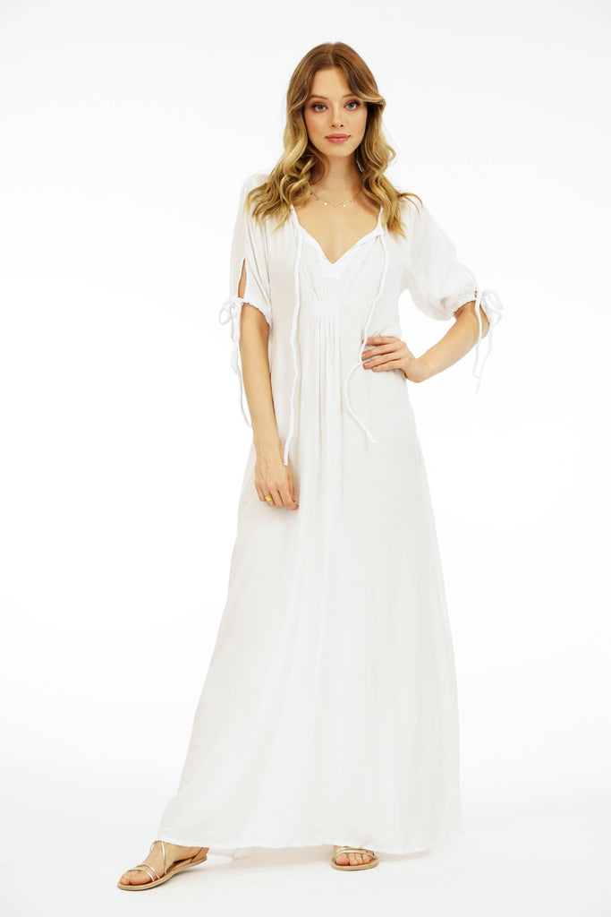 Paroa Bay Maxi Dress