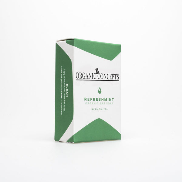 RefreshMint Bar Soap