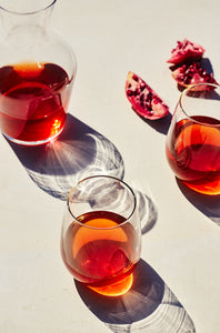 Pomegranate Cold Brew Tea