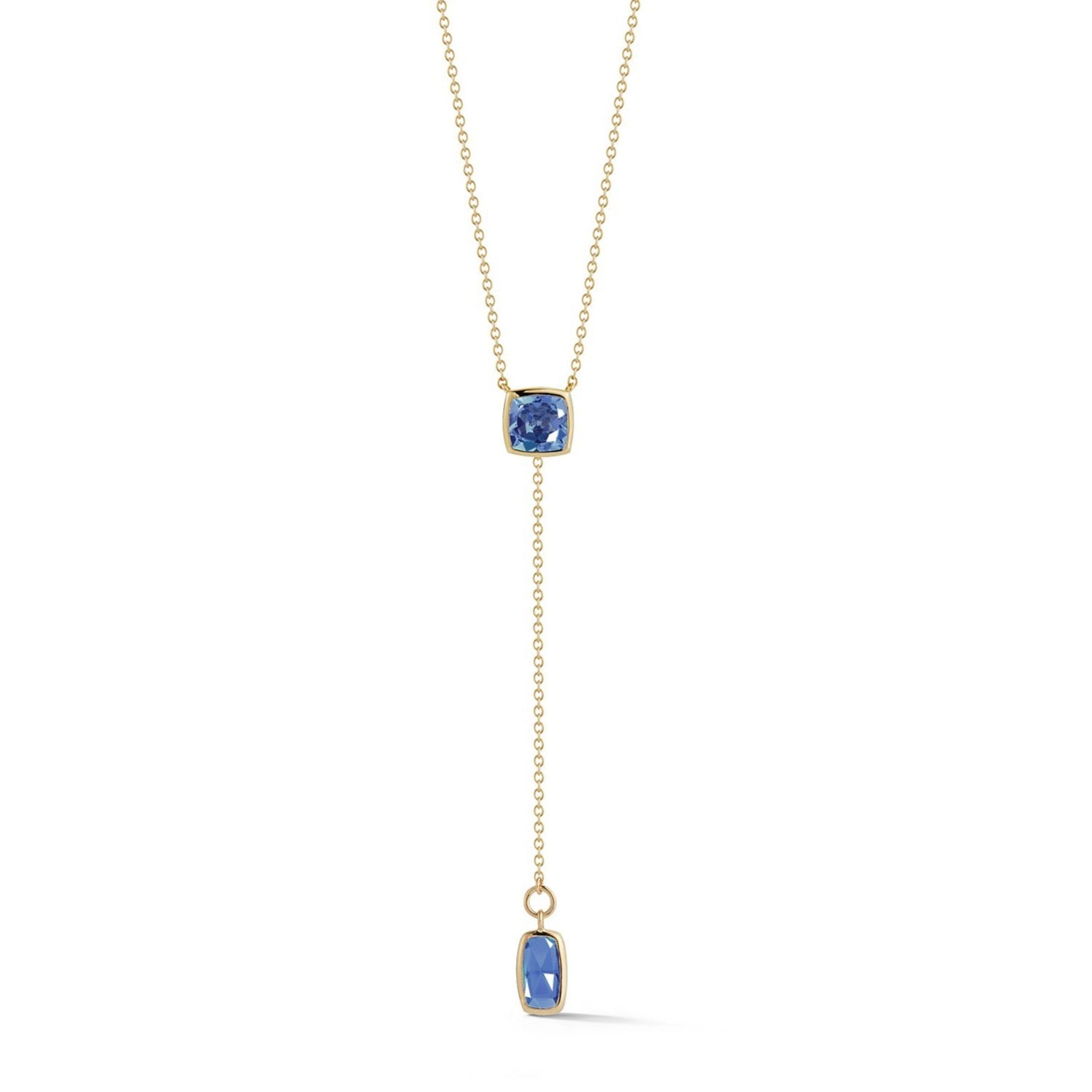 A-FURST-GAIA-LARIAT-NECKLACE-LONDON-BLUE-TOPAZ-YELLOW-GOLD-C1702GUL