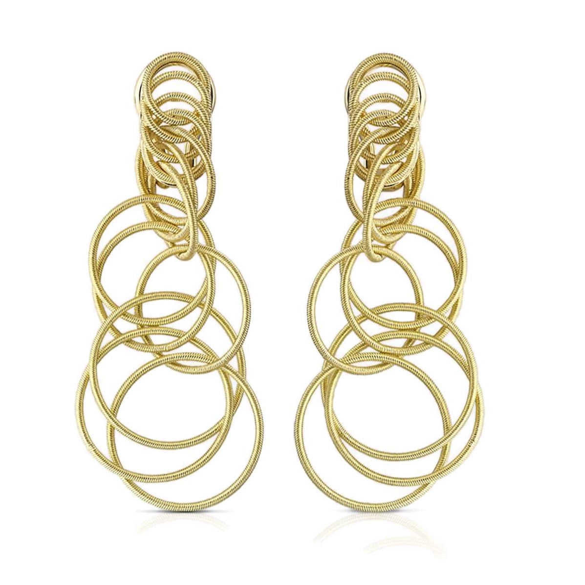 BUCCELLATI-HAWAII-EARRINGS-YELLOW-GOLD