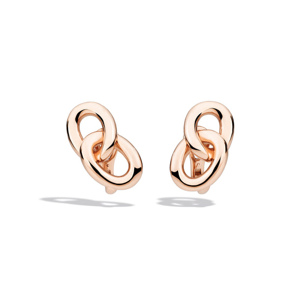 POMELLATO-TANGO-EARRINGS-18K-ROSE-GOLD
