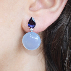 A-FURST-BONBON-EARRINGS-BLUE-CHALCEDONY-DIAMONDS-IOLITE-18K-WHITE-GOLD-O1200BICA