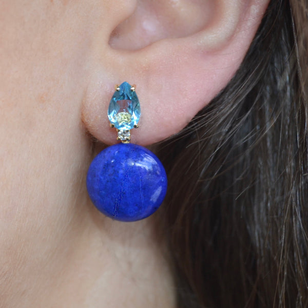 A-FURST-BONBON-DROP-EARRINGS-LAPIS-LAZULI-BLUE-TOPAZ-DIAMONDS-O1200GUL